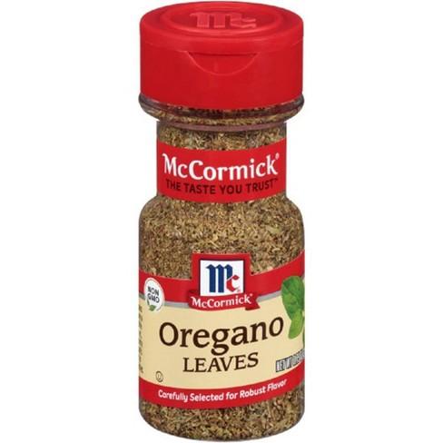 McCormick Oregano Leaves - 0.75oz - image 1 of 4