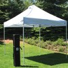 Undercover 10 x 10 Foot Lightweight Recreation Aluminum Outdoor Canopy, White - image 2 of 4