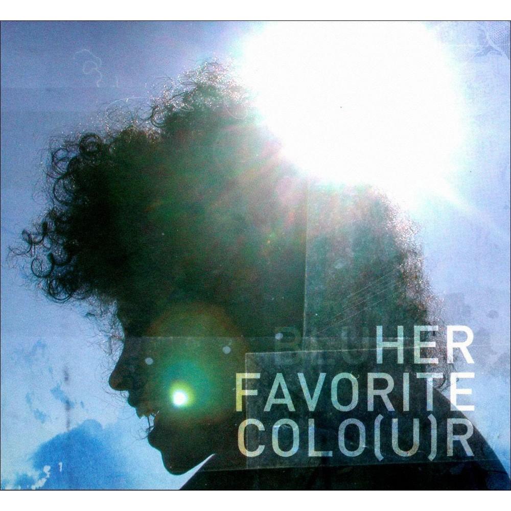 Blu - Her Favorite Colo(U)r (CD)