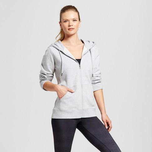 b6f6330366b7 Women s Authentic Fleece Sweatshirt Full Zip - C9 Champion®   Target