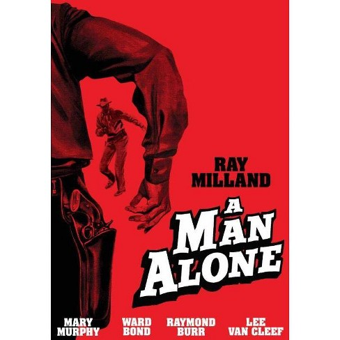 A Man Alone (DVD) - image 1 of 1