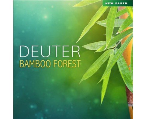 Deuter - Bamboo Forest (CD) - image 1 of 1