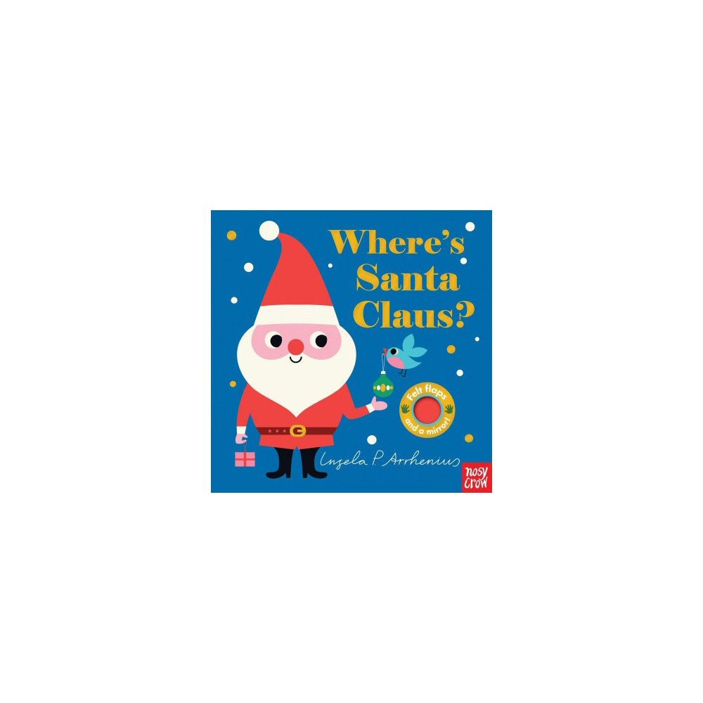 Where's Santa Claus? - (Where's the) (Hardcover)