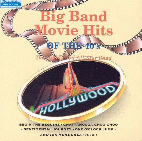 Hollywood all-star b - Award winning movie themes:40s (CD) - image 1 of 1