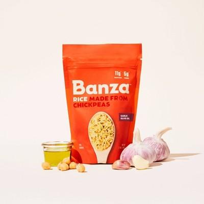 Banza Garlic Olive Oil Rice - 7oz