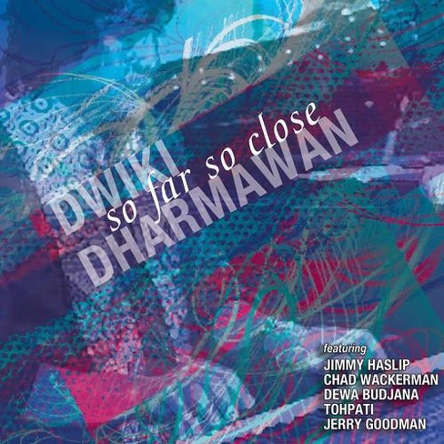 Dwiki dharmawan - So far so close (CD) - image 1 of 1