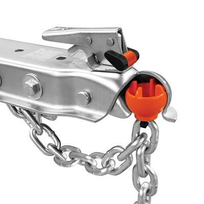 Rightline Gear Anti-Theft Trailer Coupler Ball and Lock