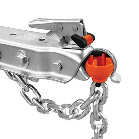 Rightline Gear Anti-Theft Trailer Coupler Ball and Lock - image 1 of 4