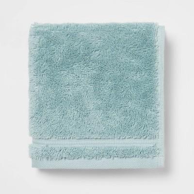 Antimicrobial Washcloth Aqua - Total Fresh