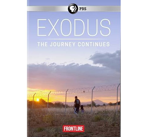 Frontline:Exodus Journey Continues (DVD) - image 1 of 1