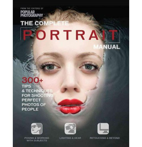 Complete Portrait Manual (Paperback) - image 1 of 1