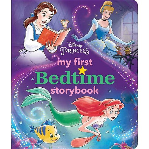 Disney Princess My First Bedtime Storybook - by  Disney Books (Hardcover) - image 1 of 1