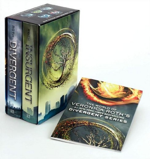 Divergent / Insurgent (Hardcover) (Veronica Roth) - image 1 of 1
