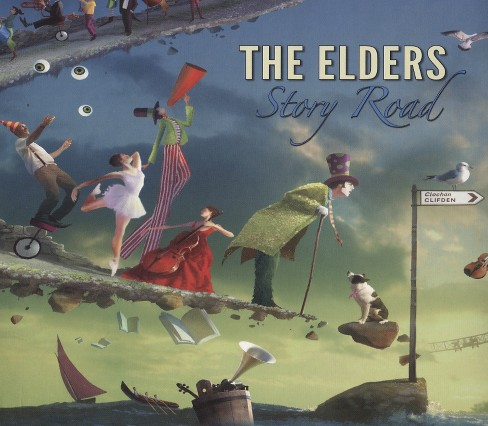 Elders - Story road (CD) - image 1 of 1