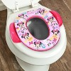 Disney Ginsey Home Solutions Potty with Hook - Minnie Mouse - image 4 of 4