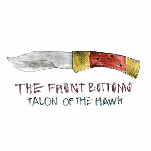 Front bottoms - Talon of the hawk (CD) - image 1 of 1