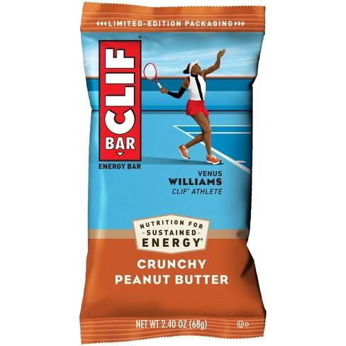 CLIF Bar Crunchy Peanut Butter Energy Bars  - image 1 of 2
