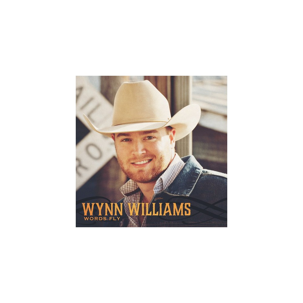 Wynn Williams - Words Fly (CD)