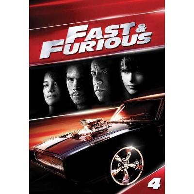 Fast & Furious (DVD)(2017)