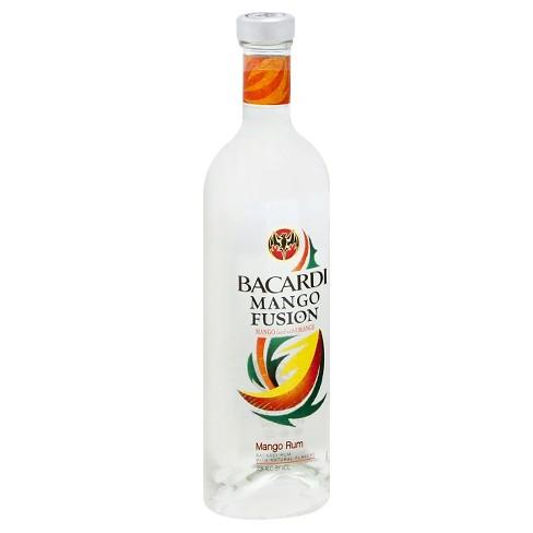 Bacardi Mango Fusion Rum - 750ml Bottle - image 1 of 1