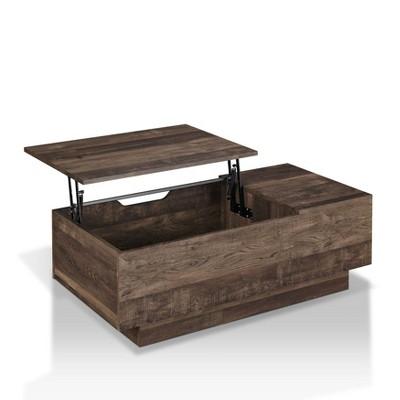 Marceau Flip Top Coffee Table - MiBasics : Target