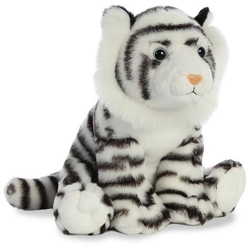 Aurora World Destination Nation White Tiger 12 Stuffed Animal Target