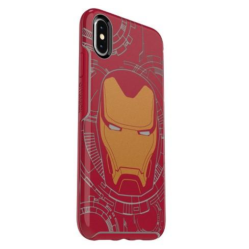 marvel iphone xs case