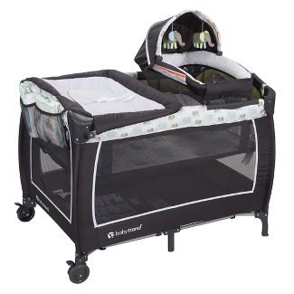 Baby Trend Lil Snooze Deluxe II Nursery Center - Sockorama