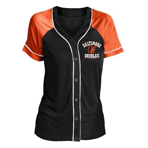 07b9f1054 MLB Baltimore Orioles Women s Fashion Jersey. Shop all MLB