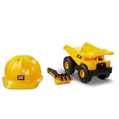 CAT Construction Fleet Sand Set- Dump Truck