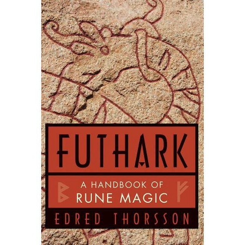 Futhark, a Handbook of Rune Magic - by  Edred Thorsson (Paperback) - image 1 of 1