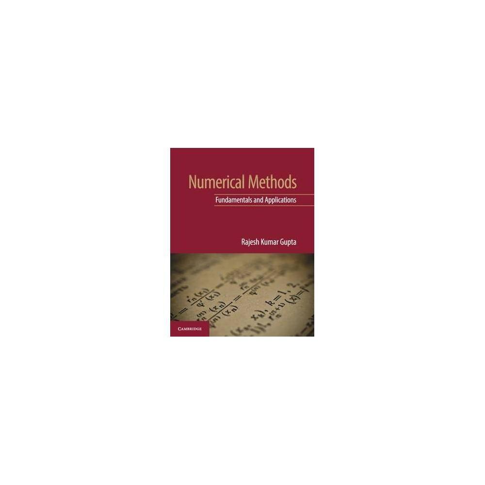 Numerical Methods : Fundamentals and Applications - by Rajesh Kumar Gupta (Paperback)