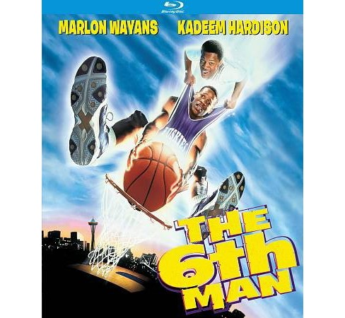 6th Man (Blu-ray) - image 1 of 1
