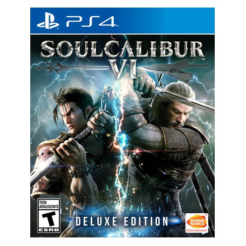 Soulcalibur VI: Deluxe Edition - PlayStation 4 - image 1 of 4