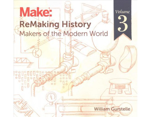 ReMaking History : Makers of the Modern World (Vol 3) (Paperback) (William Gurstelle) - image 1 of 1