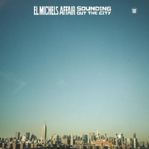 El michels affair - Sounding out in the city (Vinyl) - image 1 of 1