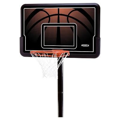 "Lifetime Pro Court 44"" Outdoor Portable Basketball Hoop"