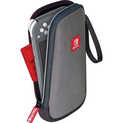 Nintendo Switch Lite Game Traveler Slim Travel Case - Gray