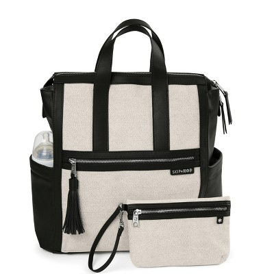 Skip Hop Sutton Diaper Bag Back