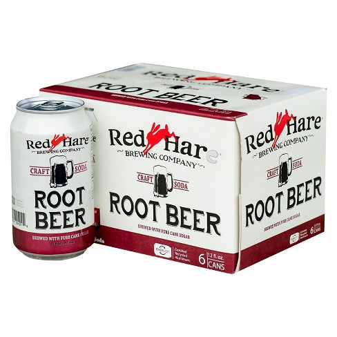 Red Hare Root Beer - 6pk/12 fl oz Cans - image 1 of 1