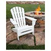 POLYWOOD® St Croix Patio Adirondack Chair - Exclusively At Target - image 2 of 4