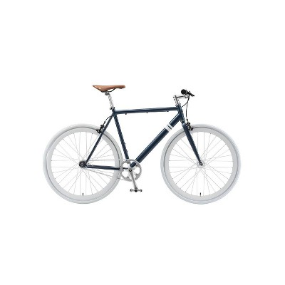 "Sole Bicycles The Whaler II Single Speed 29"" Road Bike - Blue"