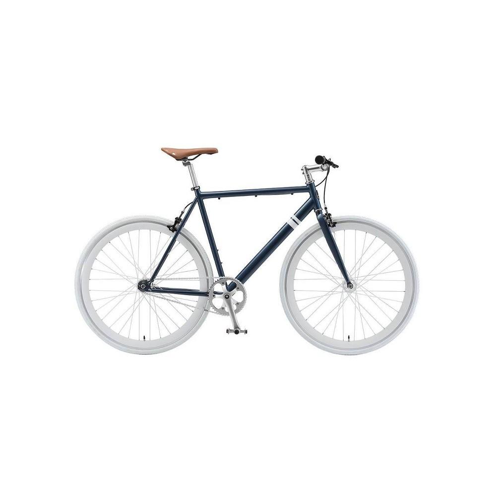 Sole Bicycles The Whaler Ii Single Speed 29 34 Road Bike 19 34 Frame Blue