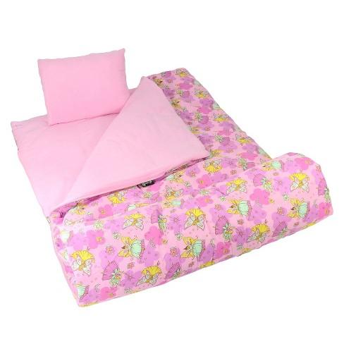 81af88ff67a0 Wildkin Fairies Sleeping Bag