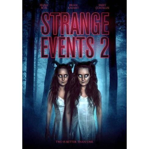 Strange Events 2 (DVD) - image 1 of 1