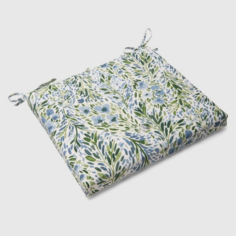 Sammamish Floral Outdoor Seat Cushion - Threshold™ - image 1 of 3
