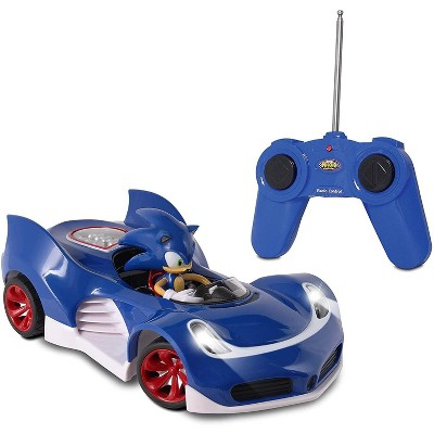 Nkok Sonic All-Stars Racing Transformed Full Function Remote Controlled Car w/ Lights