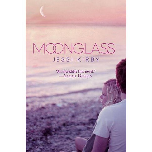 Moonglass - by  Jessi Kirby (Paperback) - image 1 of 1