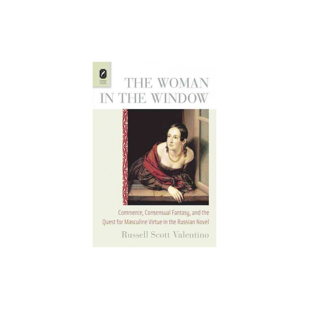 The Woman in the Window (Hardcover)