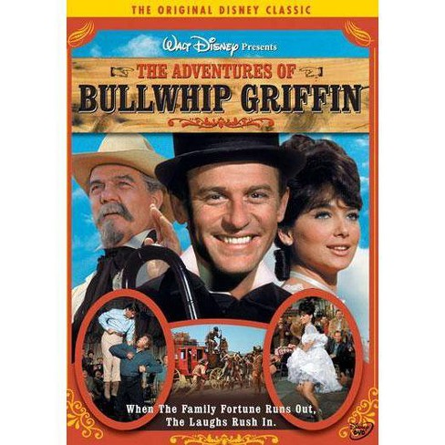 The Adventures Of Bullwhip Griffin (DVD) - image 1 of 1